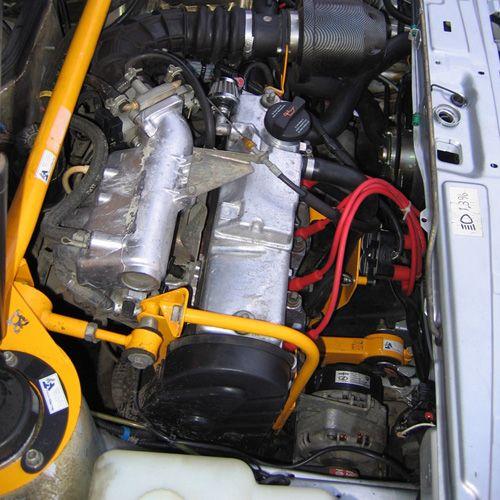 Дополнительная опора двигателя ваз 2114 своими руками