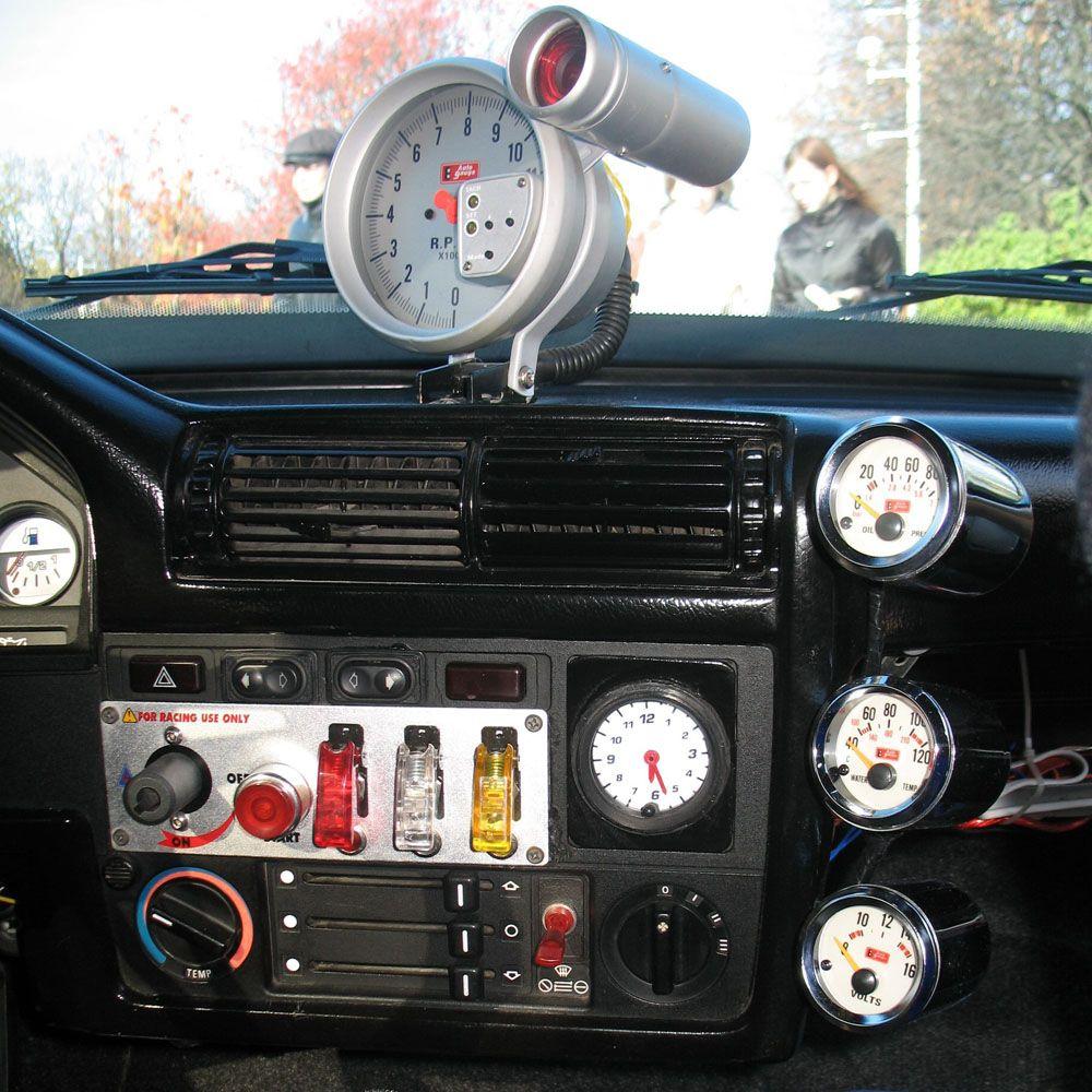 Дополнительные приборы для авто своими руками