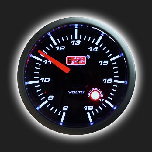 Прибор «AUTO GAUGE» вольтметр
