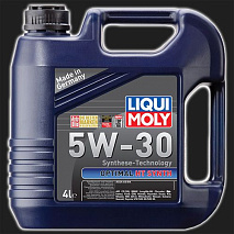 Масло моторное LIQUI MOLY Optimal HT Synth 5W-30 (4 л)